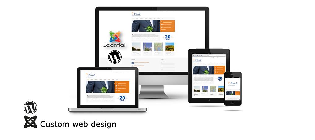 SEO web design | Joomla | Wordpress - Serr biz LLC